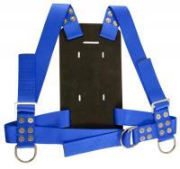 Miller Diving Adjustable Backpack Harness